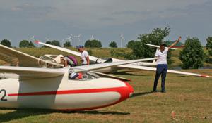 Fliegerlager Hoya 2012