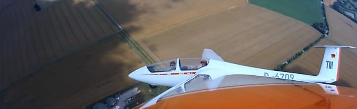 Fliegerlager 2012 – Hoya!