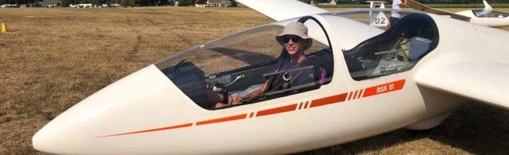 Und Klixxxx – Da ist der nächste Alleinflugpilot!